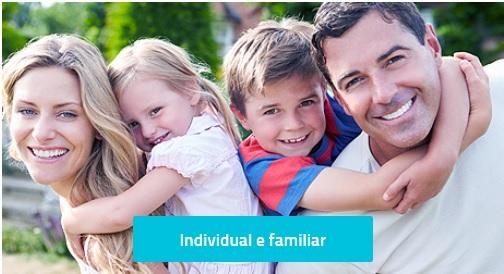 plano individual e familiar