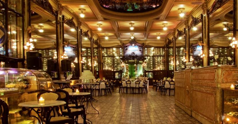café copacabana centro zona sul